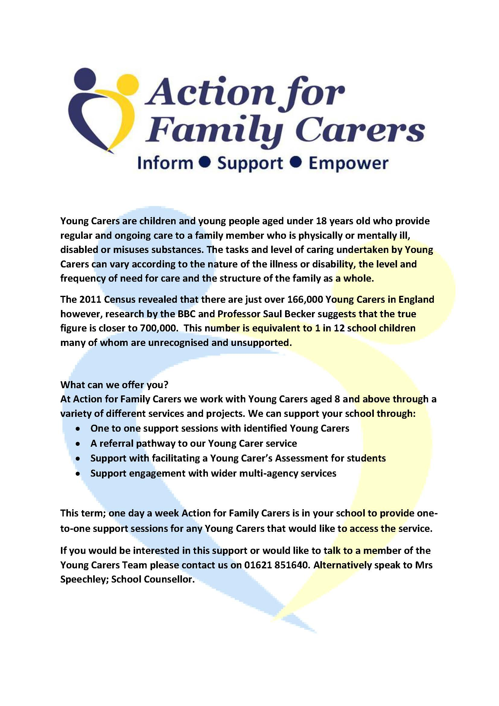Action for Family Carers