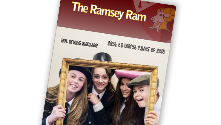 The Ramsey Ram #1 Launch!