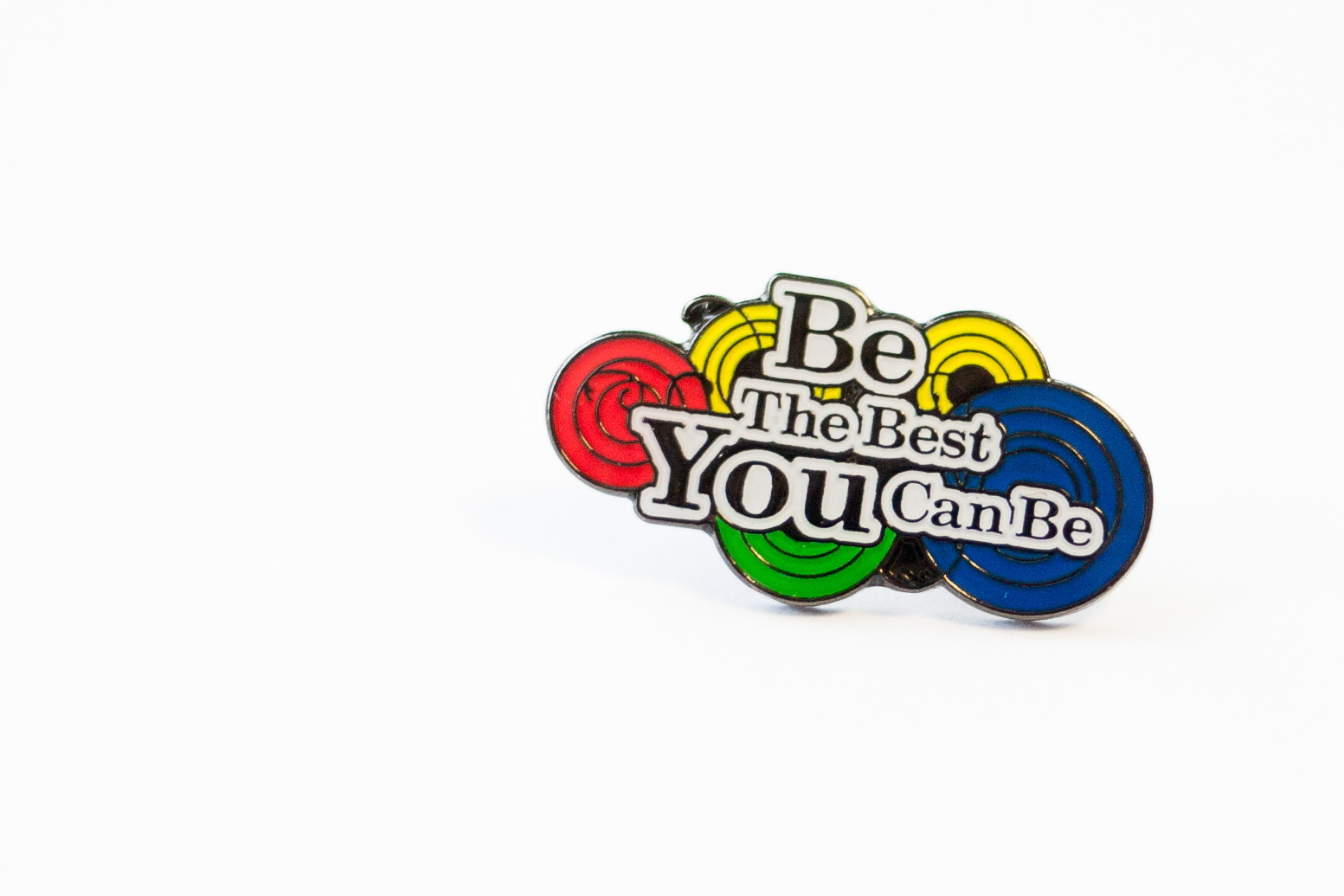 Be the Best You Can Be Badge