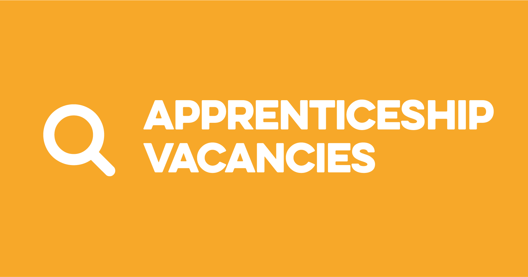 Live Vacancies and Training Apprenticeships