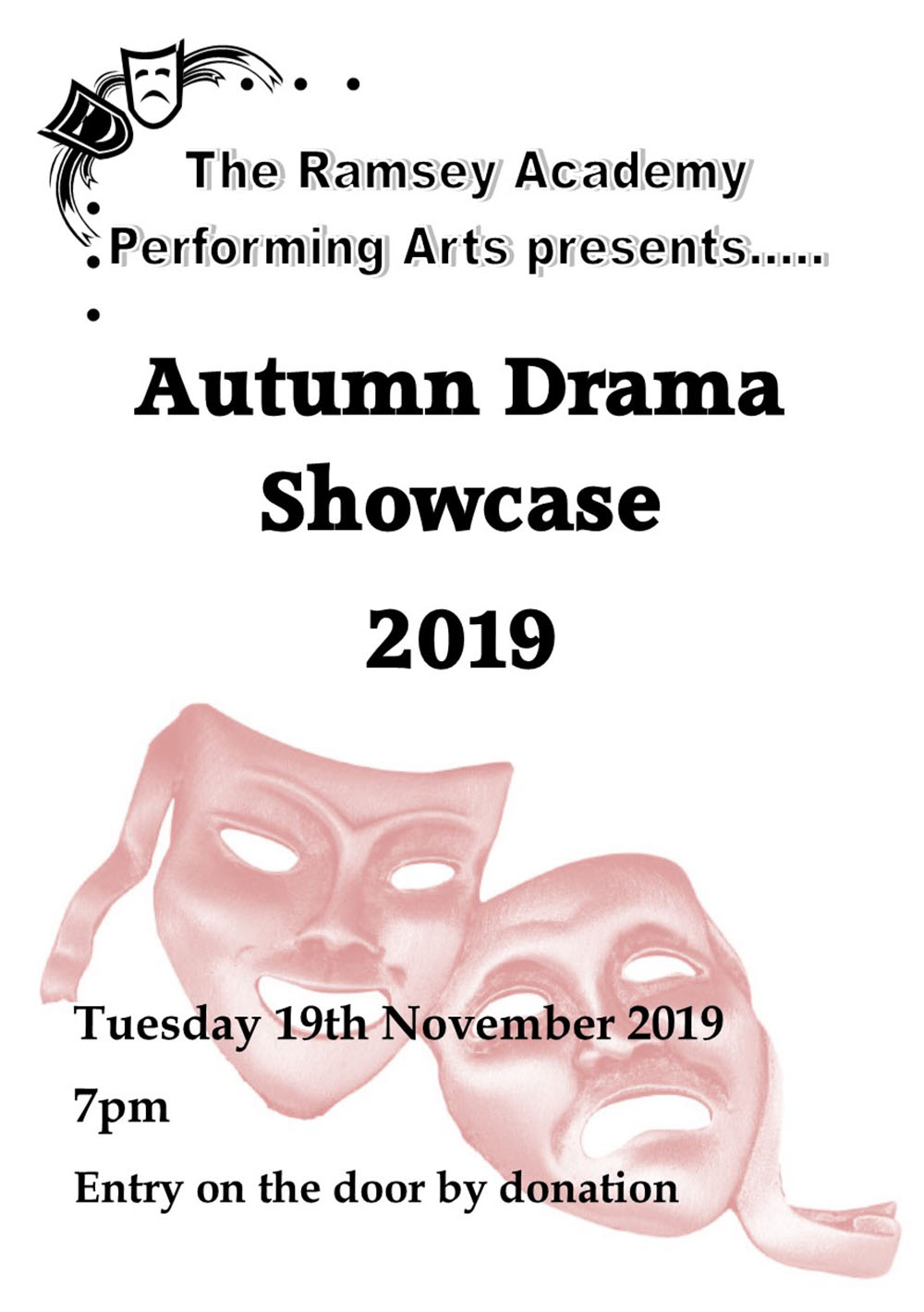 Drama Autumn Showcase