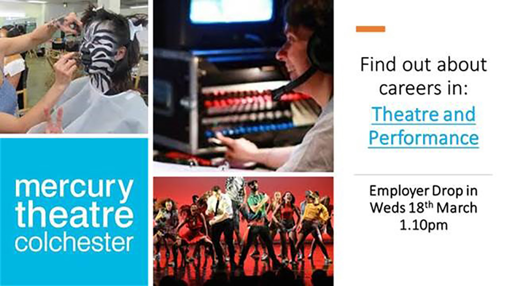Employer Drop-in Mercury Theatre