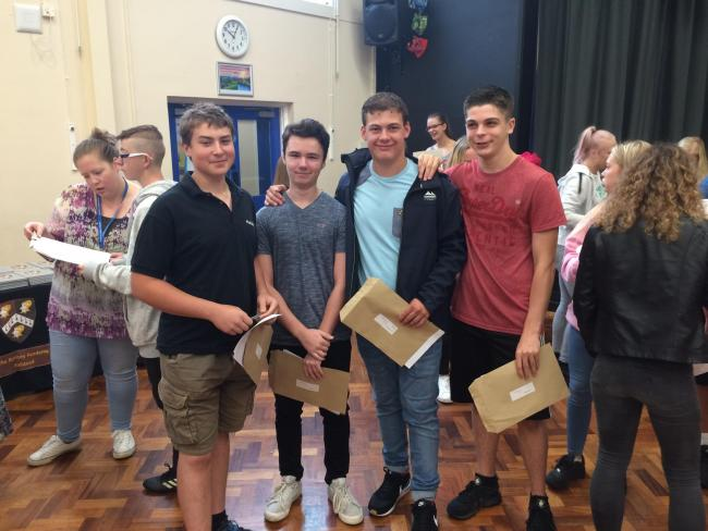 The Ramsey Academy are delighted to celebrate another year of excellent results