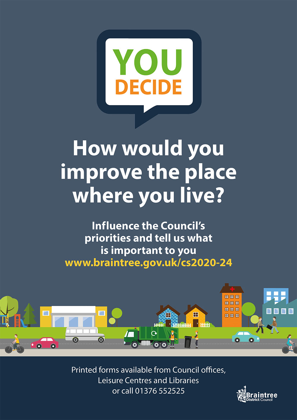 Braintree District Council: You Decide